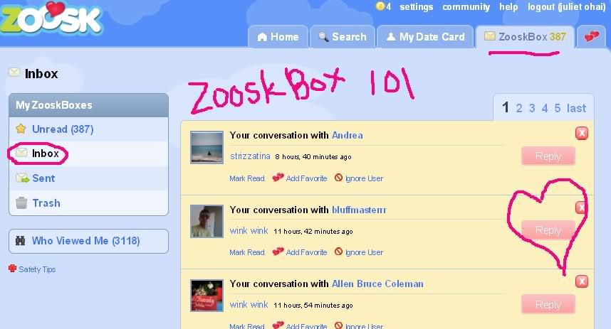 zoosk comm