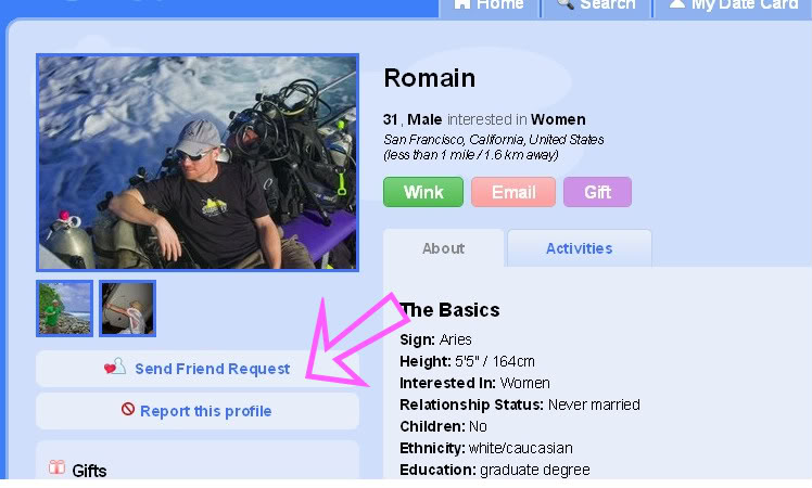 friend request dating Man code wiki 22 pages add dating a woman who would be in violation of or friend request a fellow friend's ex man is required to ask said friend for.